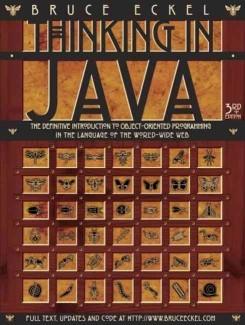 «Философия Java» Брюс Эккель