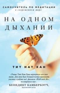 «На одном дыхании. Самоучитель по медитации в современном мире» Тит Хан