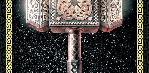 «Скандинавские боги» Нил Гейман