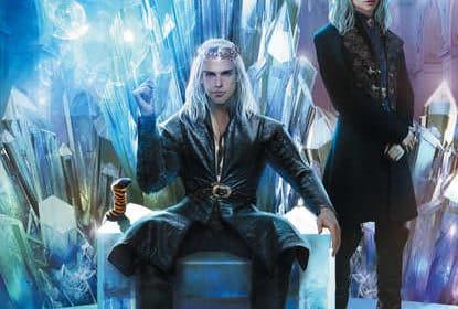 «Ледяной трон» Ирина Эльба, Татьяна Осинская